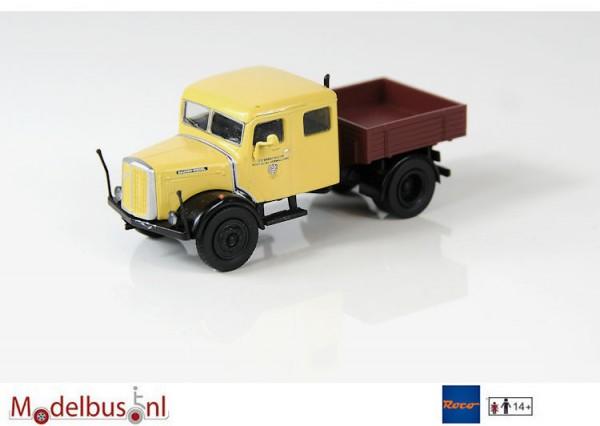 Roco Starline 671507 Saurer LKW 6/7 G-AF Doppelkabine