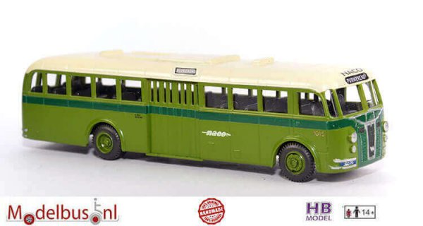 HB Model NACO 1015 Crossley De Schelde NS 1001 - 1125