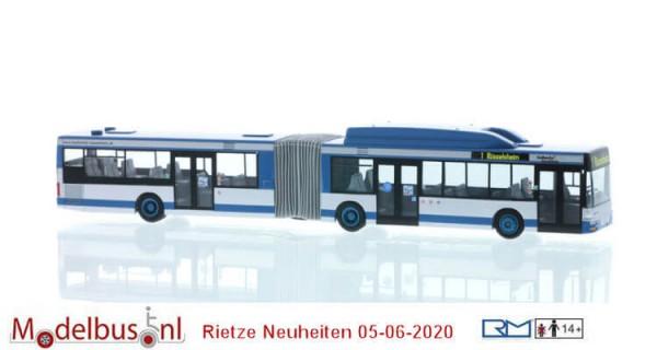 Rietze 65290 MAN NG CNG Stadtwerke Rüsselsheim