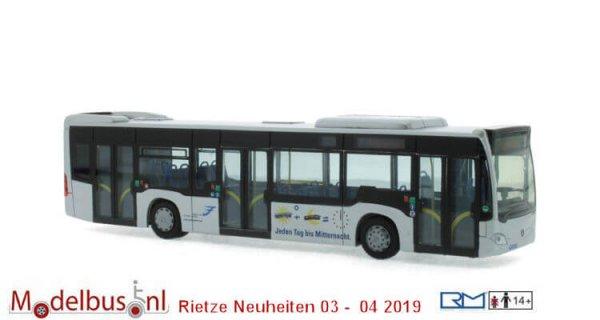 Rietze 73441 Mercedes-Benz Citaro ´15 Stadtverkehr Friedrichshafen
