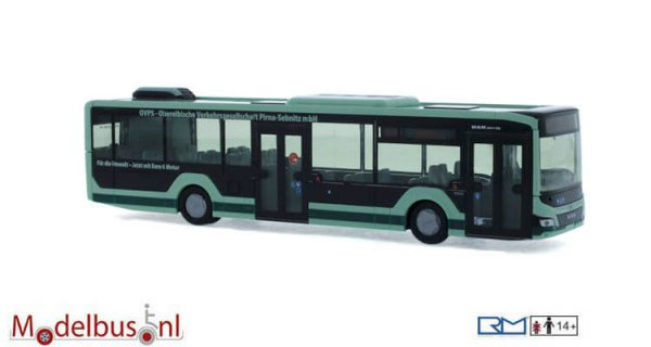 Rietze 75306 MAN Lion´s City 12 ´18 OVPS Pirna