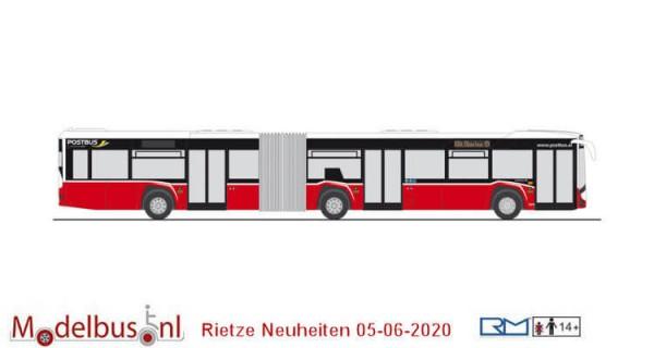 Rietze 77502 Solaris Urbino 18 ´19 Postbus Wiener Linien