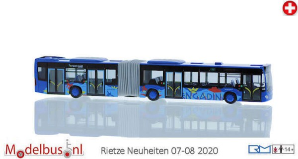 Rietze 69578 Mercedes-Benz Citaro G'12 Engadin