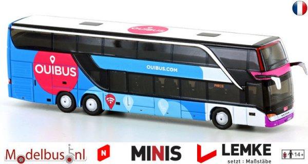 MiNis/Lemke LC4472 SETRA S 431 DT Ouibus