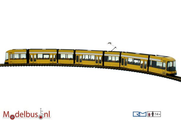 Rietze STRA01034 Siemens Combino 7-teilig Dresdner Verkehrsbetriebe