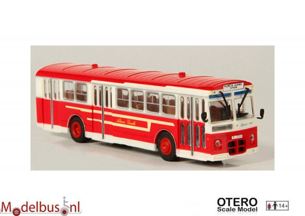 Otero Scale Model 87004E Pegaso 6035 Alsina Graells 1970