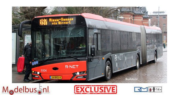 Rietze 73219a R-NET Connexxion Solaris U18