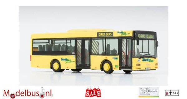 VK-Modelle 09384 MAN A76 Midi Dau-Bus GmbH
