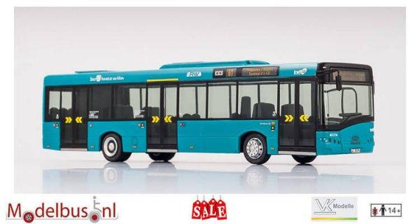 VK-Modelle 19121 Solaris U12 Autobus Sippel GmbH Hofheim Wallau