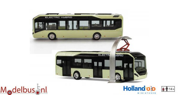 HollandOto 3-300059 Volvo 7900 Electric Hybrid