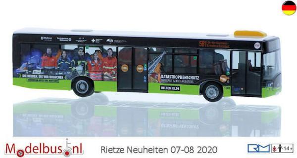 Rietze 65967 Solaris Urbino 12 West Verkehr GmbH Katastophenschutz