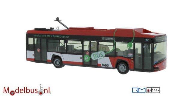 Rietze 73028 Solaris Urbino Electric VAG Nurnberg