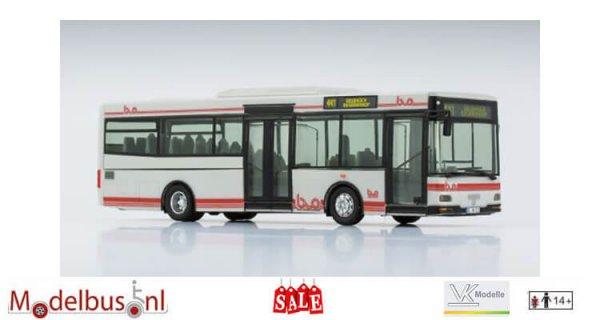 VK-Modelle 09042 MAN A76 Busverkehr Ostwestfalen GmbH (BVO), Bielefeld