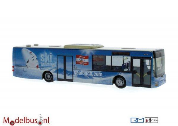 Rietze 72725 MAN Lions City ÖBB Postbus -Saalbach