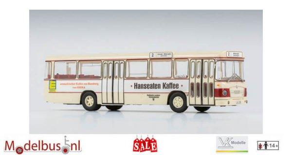 VK-Modelle 14243 MAN750 HO-M11 A Metrobus Stadtwerke Landshut