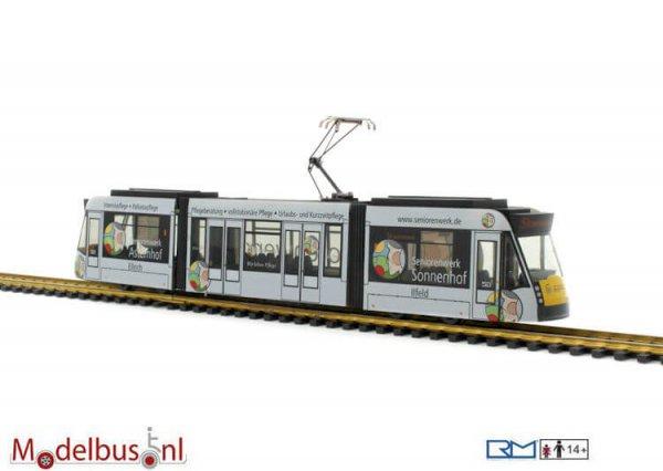 Rietze STRA01019 Siemens Combino Verkehrsbetriebe Nordhausen - Seniorenwerk