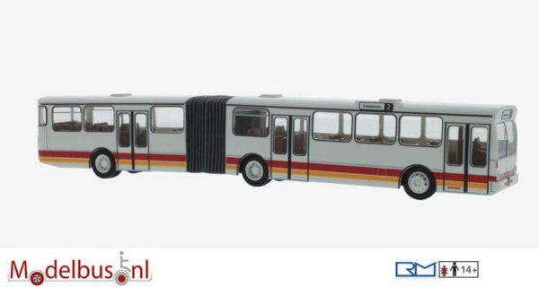 Rietze 74528 Mercedes Benz O305 G Wolff Reisen ORN Mainz
