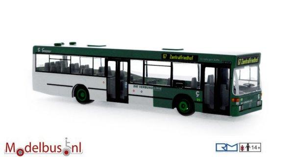 Rietze 75211 Mercedes-Benz O 405 N2 Holding Graz Linien