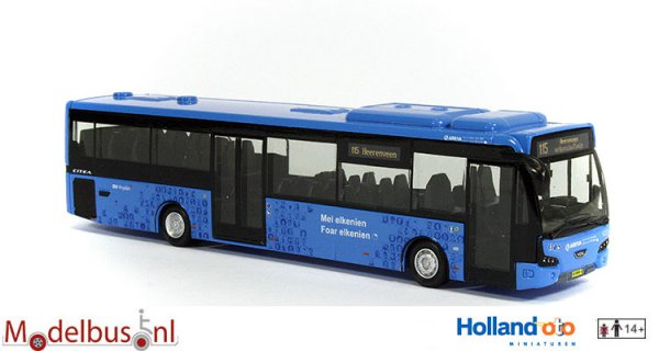 HollandOto 8-1168 VDL Citea LLE Arriva Friesland