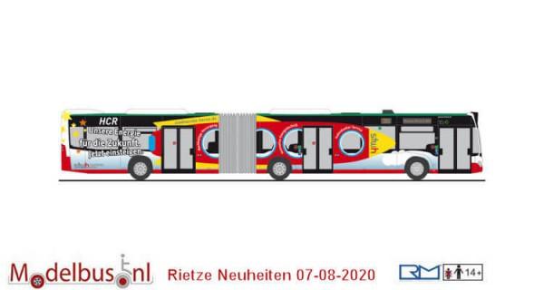 Rietze 73666 Mercedes-Benz Citaro G´15 HCR Herne