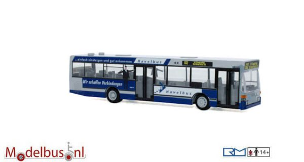 Rietze 75223 Mercedes-Benz O 405 N2 Havelbus Potsdam