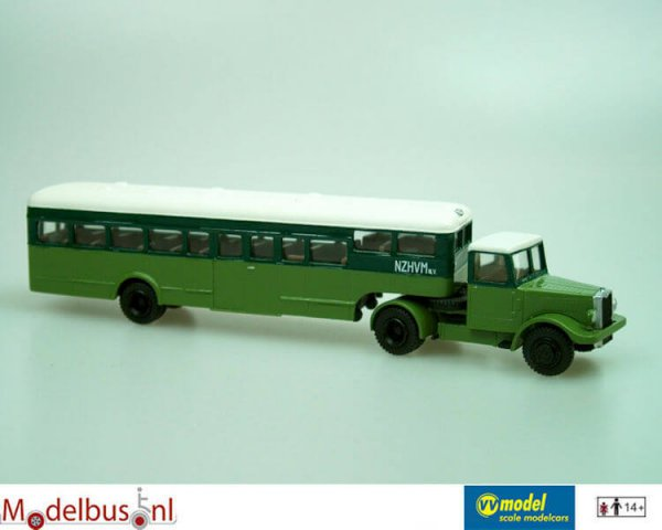 VV-Model 3421 Crossley Verheul NZH ready made