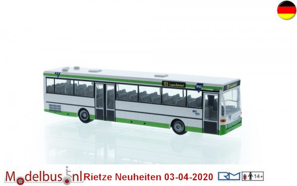 Rietze 77306 Regionalverker Erzgebirge (RVE)