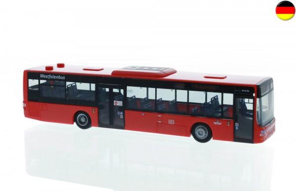 """Rietze 73917 MAN Lion´s City ´15 """"DB - Westfalen Bus"""""""