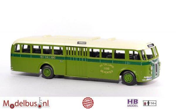 HB Model Salland 1100 Crossley De Schelde NS 1001 - 1125