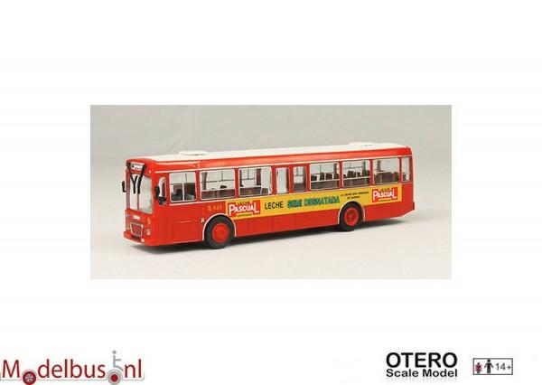 Otero Scale Models 87001J Pegaso 6038 EMT Leche Pasqual