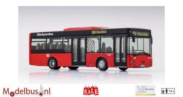 VK-Modelle 09305 MAN A76 DB Stadtverkehr GmbH (Oberbayernbus)