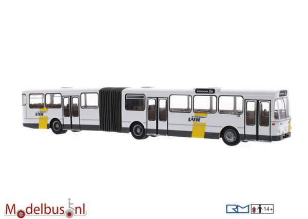 Rietze 74514 Mercedes-Benz O 305G De Lijn (BE)