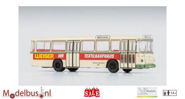 VK-Modelle 14101 MAN 750 HO-M11 A Metrobus Vestische Herten