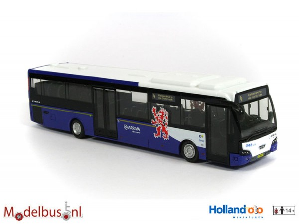 HollandOto Arriva 9006 Modelbus.nl