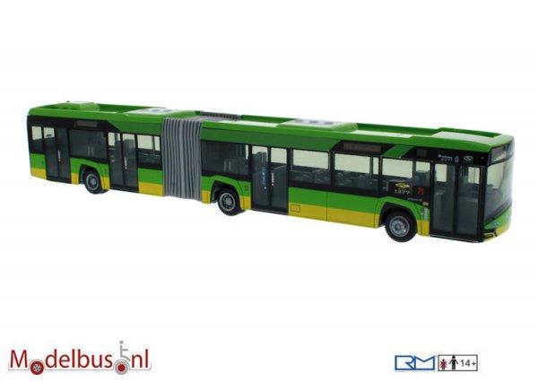 73122 Rietze Automodelle Solaris Urbino 18 MPK Poznan