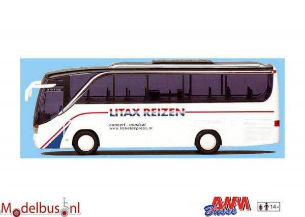 AWM Automodelle 71720 Setra 411 HD Litax Reizen