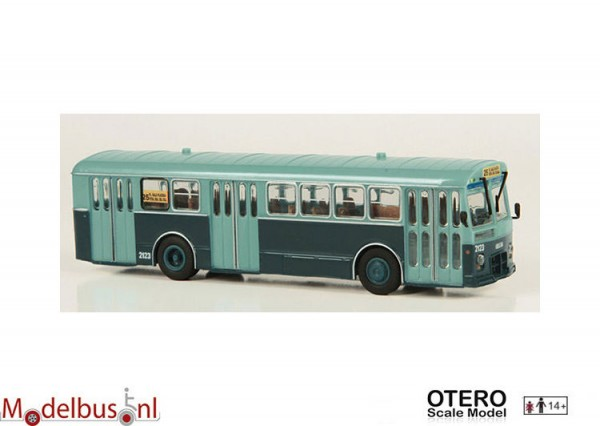 Otero Scale Model 87004B Pegaso 6035 TB 1967
