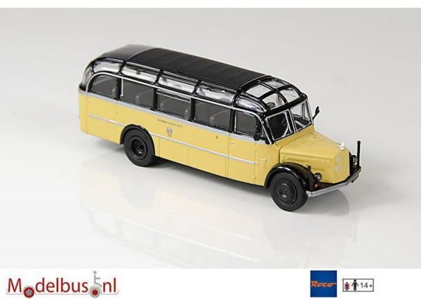 Roco 671508 Gräf & Stift 120 OGL Glocknerbus
