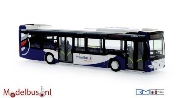 Rietze 69488 MB Citaro ´12 Stadtbus Bad Nauheim - Stroh Busverkehr