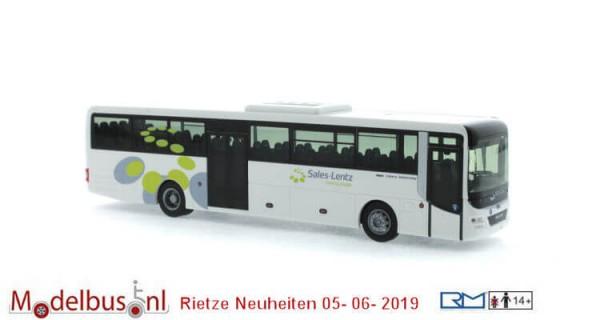 Rietze 74710 MAN Lion´s Intercity Sales-Lentz