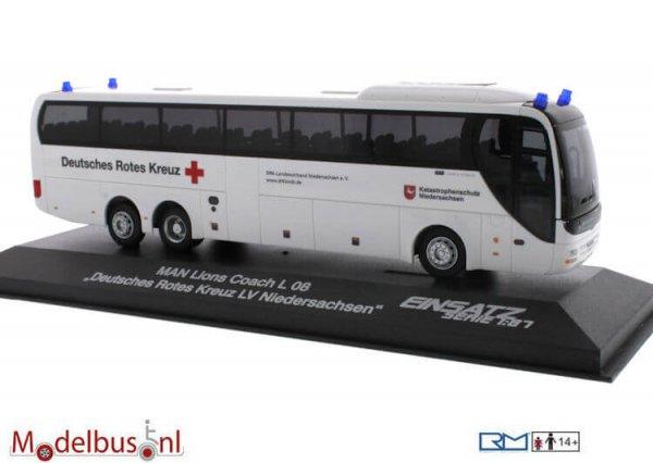 Rietze 64297 MAN Lion's Coach L DRK LV Niedersachsen