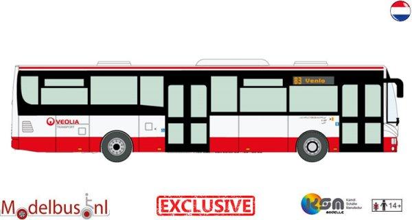 KSM-Modelle100287b Irisbus Crossway LE Veolia Venlo