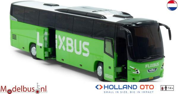 HollandOto 8-1215 Kupers Flixbus VDL Futura Modelbus.nl
