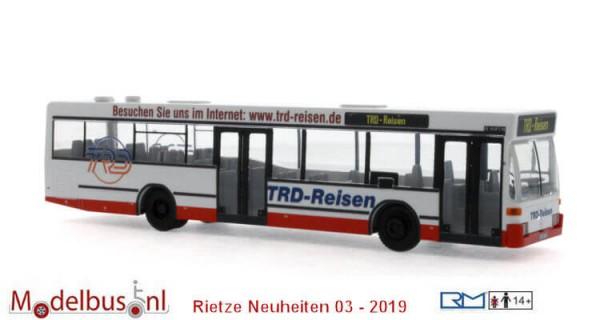 Rietze 75221 Mercedes-Benz O 405 N2 TRD Reisen Dortmund