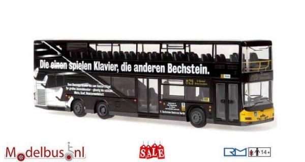 Rietze 67311 MAN Lion´s City DD Berliner Verkehrsbetriebe