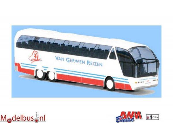 AWM Automodelle 71512 Neoplan N 516 SH-DL van Gerwen Reizen