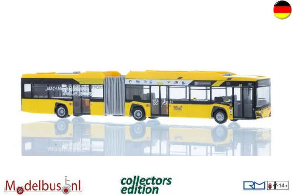 Rietze 76706 Solaris Urbino 18´19 electric BVG
