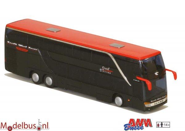 AWM Automodelle 74509 Setra S431 DT-E6 South West Tours