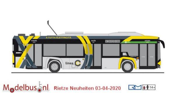 Rietze 73037 Solaris Urbino 12´14 electric ATB Bergamo