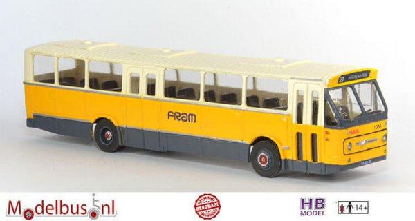 HB Model FRAM 1063 Leyland LVB Verheul NS serie 1000